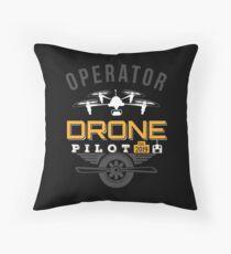 Operator Drone Pilot Established 2019 Floor Pillow