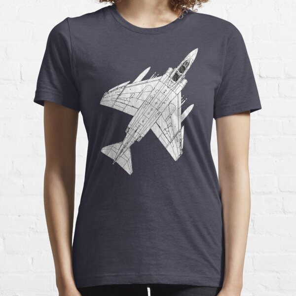 F4 Phantom Fighter Aircraft Essential T-Shirt