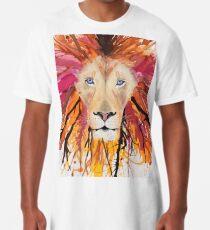 Splatter Lion Longshirt