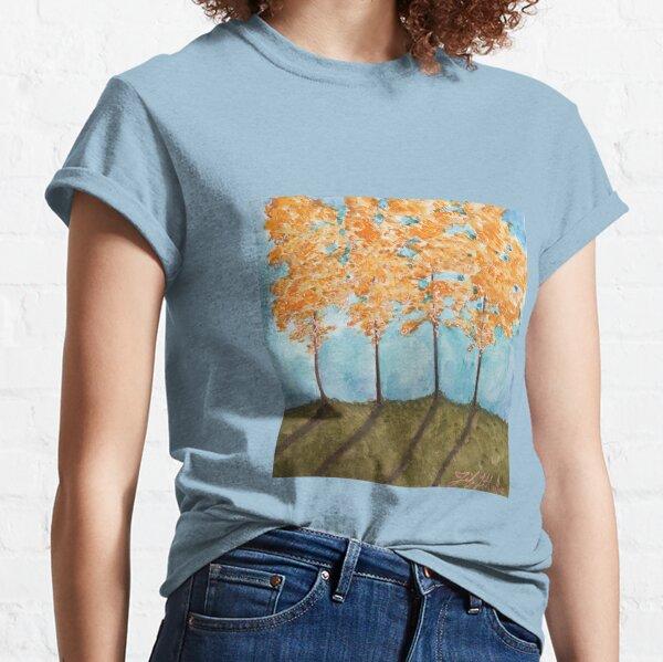 Orange Maples Classic T-Shirt