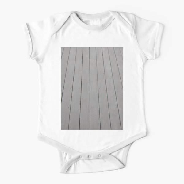 #Plank,  #Wood, #Stamford, #StamfordCity, #winter, #nature, #snow, #frost, #outdoors, #icee #cold, #wood, #season, #bird, #tree, #frozen, #dry, #garden, #grass, #weather, #horizontal, #colorimage Short Sleeve Baby One-Piece