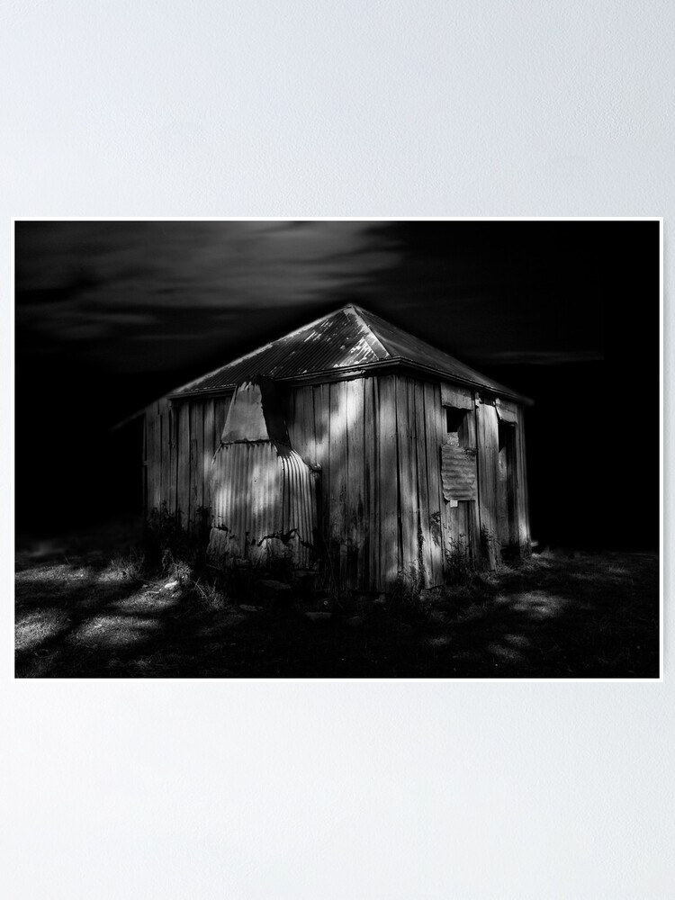 Alternate view of Moon Shack 3 Poster