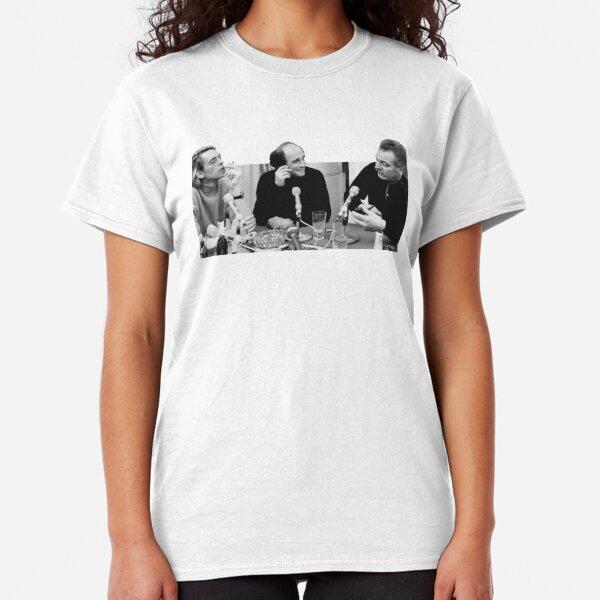 Brel, Ferré, Brassens Classic T-Shirt