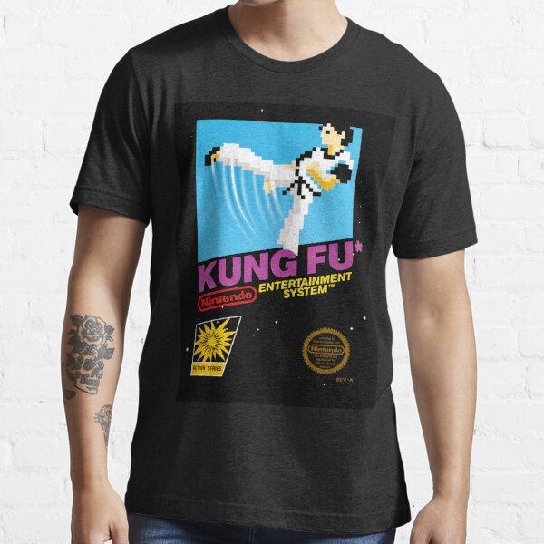 NES Kung FU Essential T-Shirt