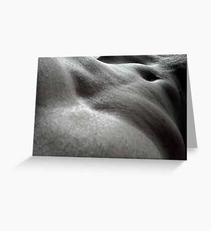 Abs tract Greeting Card