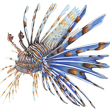 LIONFISH by DeniFreeman