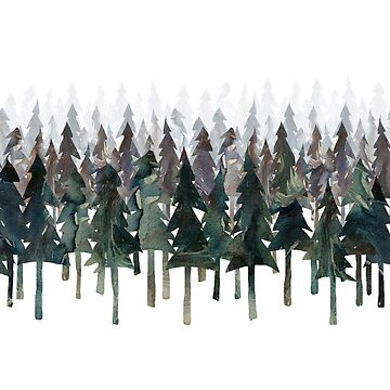 Siberian Forest by rodrigomff23