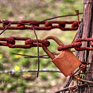 The rusty chain. by Ian17