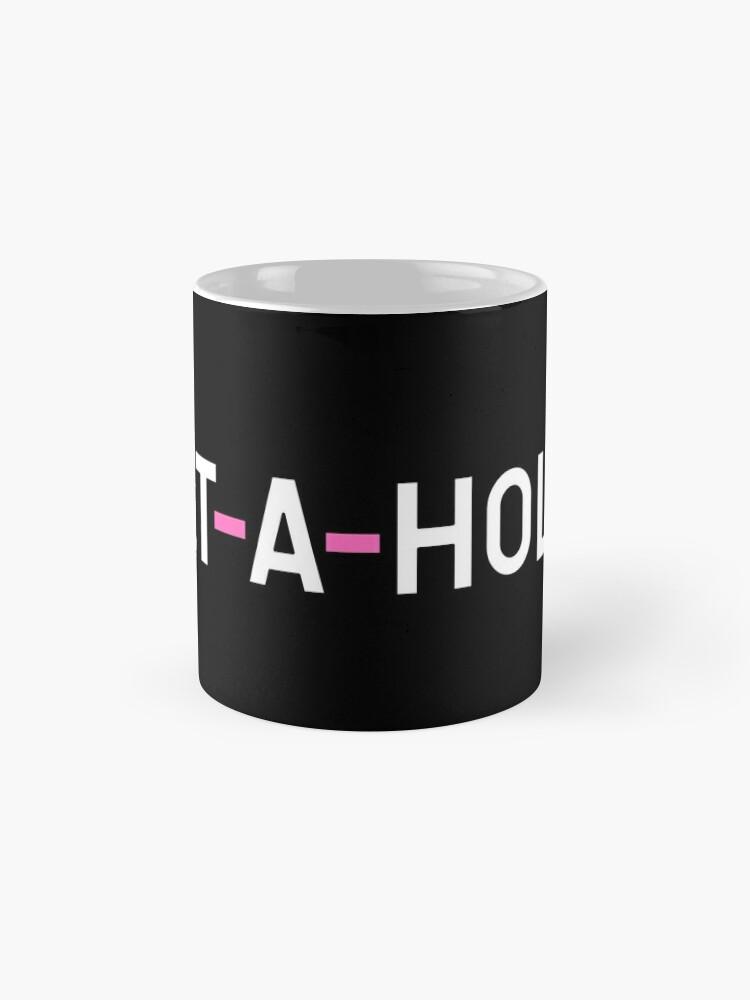 Alternate view of Cataholic Mug