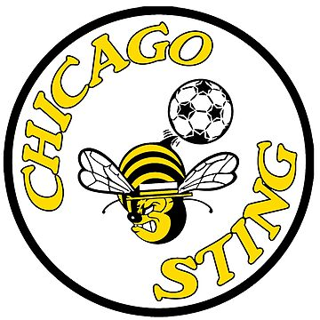 DEFUNCT - Chicago Sting Soccer by localzonly