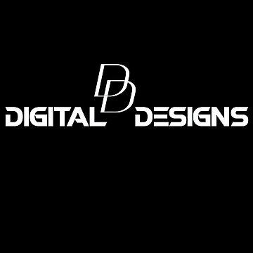 Digital Designs Logo by Tina-Maria