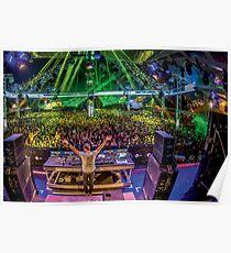 Armin van Buuren Live-Show Performance Poster