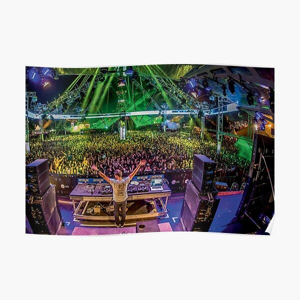 Avicii DJ Rare Huge Giant Print POSTER Plakat