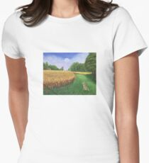 Hare's Path to the Moon T-Shirt