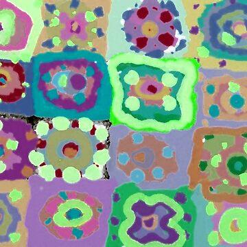 Crazy Circles by BettyMackey