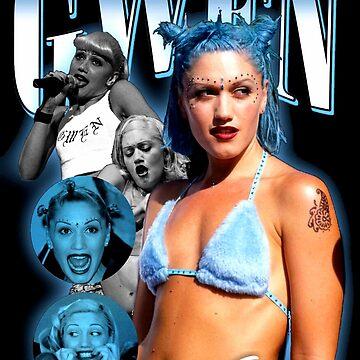 90s Gwen Homage Tee by nicoloreto