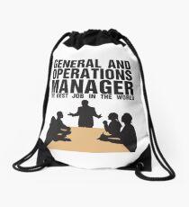 profession Drawstring Bag