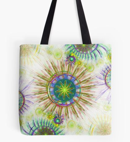 Childs Play - Flower Power Tote Bag