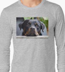 rottweiler second Long Sleeve T-Shirt