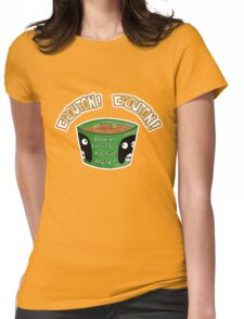 CROUTON...CROUTON!!! Womens Fitted T-Shirt