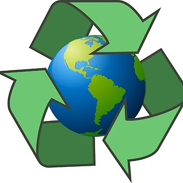 Go Green - Recycling by portokalis