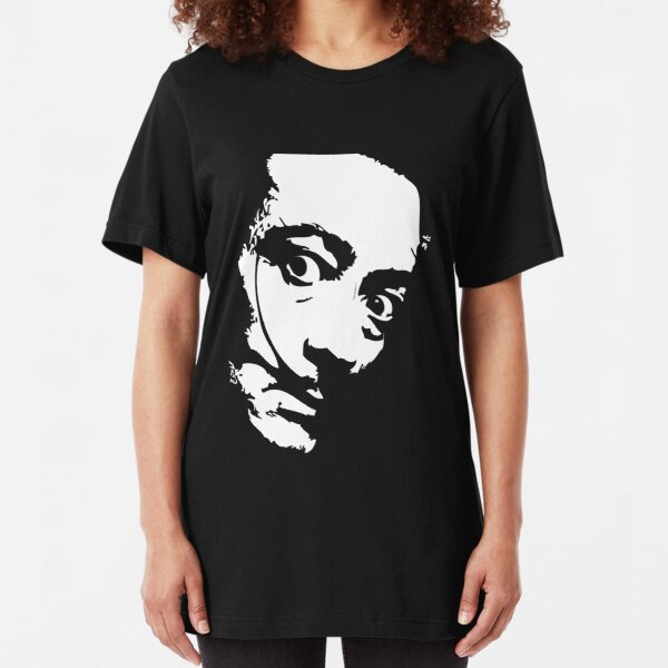 Salvador Dali Slim Fit T-Shirt