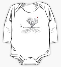 Banksy Heart Tree One Piece - Long Sleeve