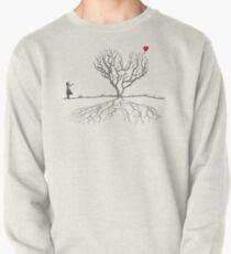 Banksy Heart Tree Pullover