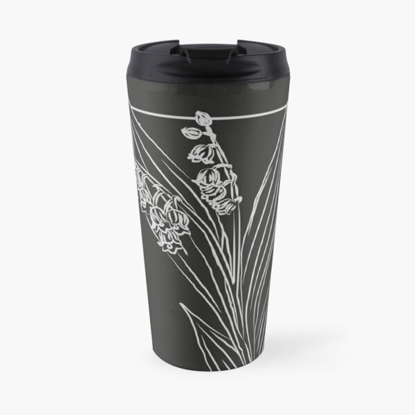 May - Lily of the Valley Travel Mug