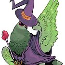 Wizard Pigeon by ProfessorBees