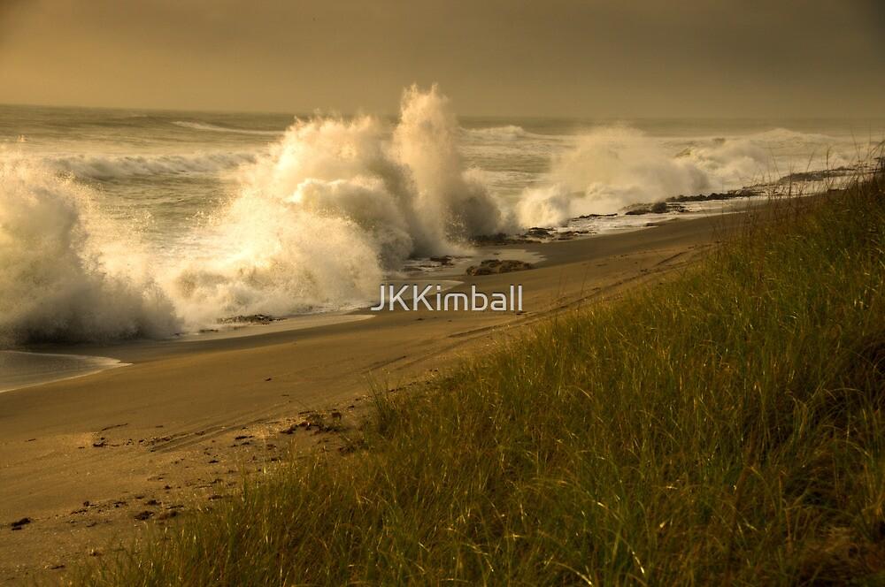 Stormy Monday Blues by JKKimball