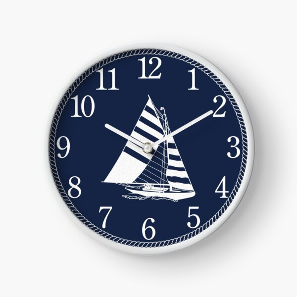 Navy Coastal Clock B Clock