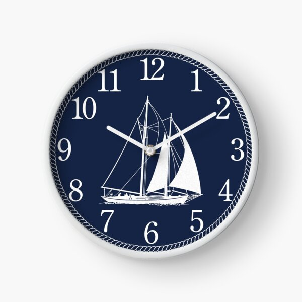 Navy Coastal Clock C Clock