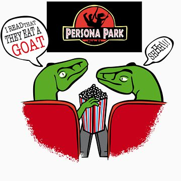 PERSONA PARK by radioboy