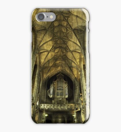 The Organ iPhone Case/Skin