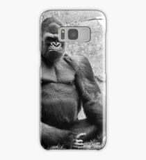 What Are You Looking At? Samsung Galaxy Case/Skin