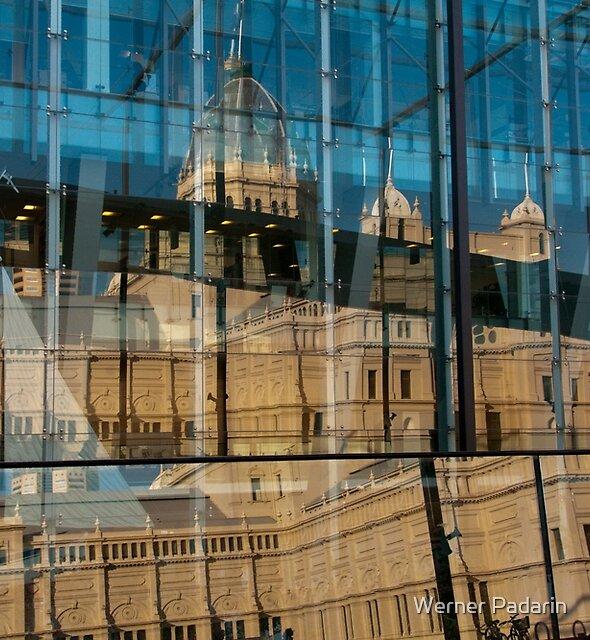 Royal Reflection 3 by Werner Padarin