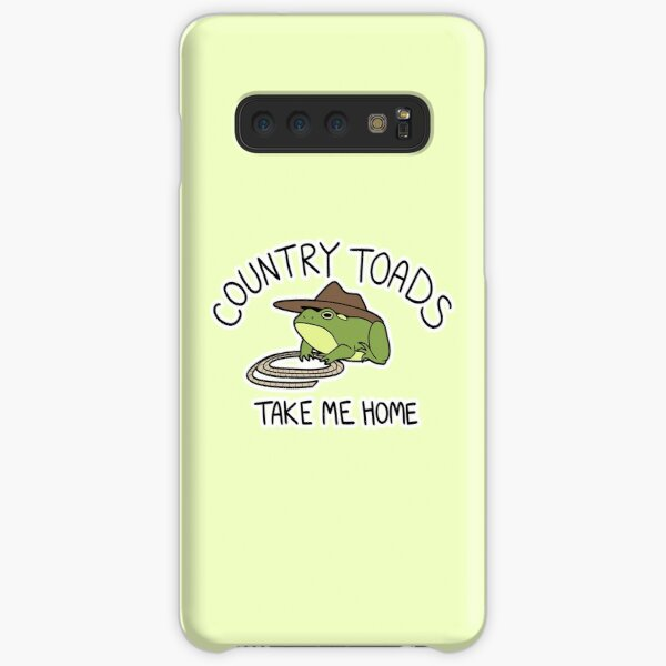 Country Toads Samsung Galaxy Snap Case