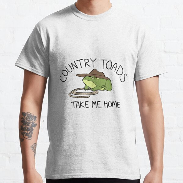 Country Toads Classic T-Shirt