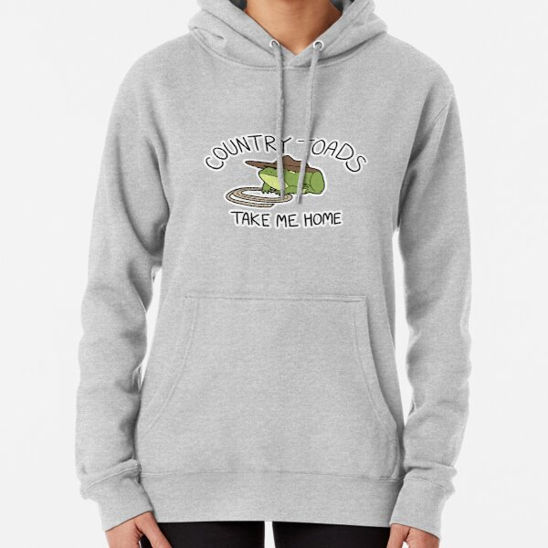 Country Toads Pullover Hoodie