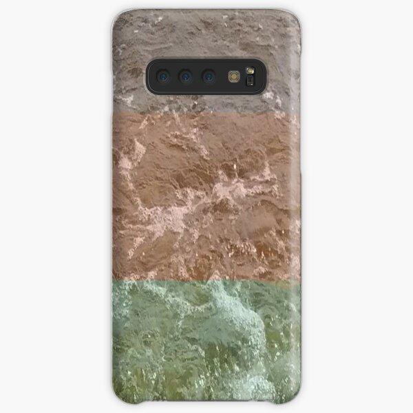 Long Island Beach Wave  Samsung Galaxy Snap Case