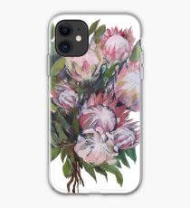 Protea bouquet iPhone Case