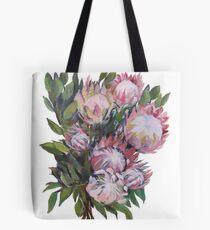 Protea bouquet Tote Bag