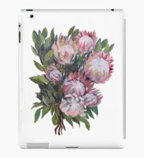 Protea bouquet iPad Case/Skin