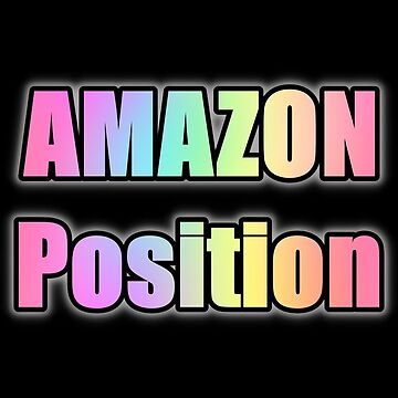 AMAZON Position by KATKattalestv