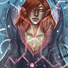 Sorceress by nokcturna