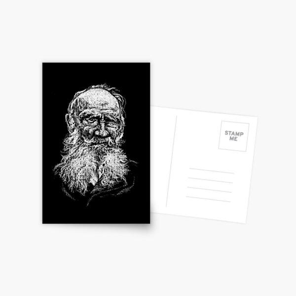 Tolstoy Postcard