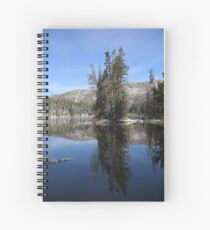 Yellowstone National Park - Lake Spiral Notebook