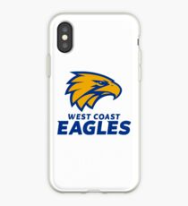 West Coast Eagles iPhone-Hülle & Cover