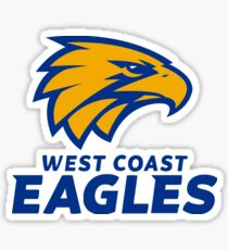 West Coast Eagles Sticker
